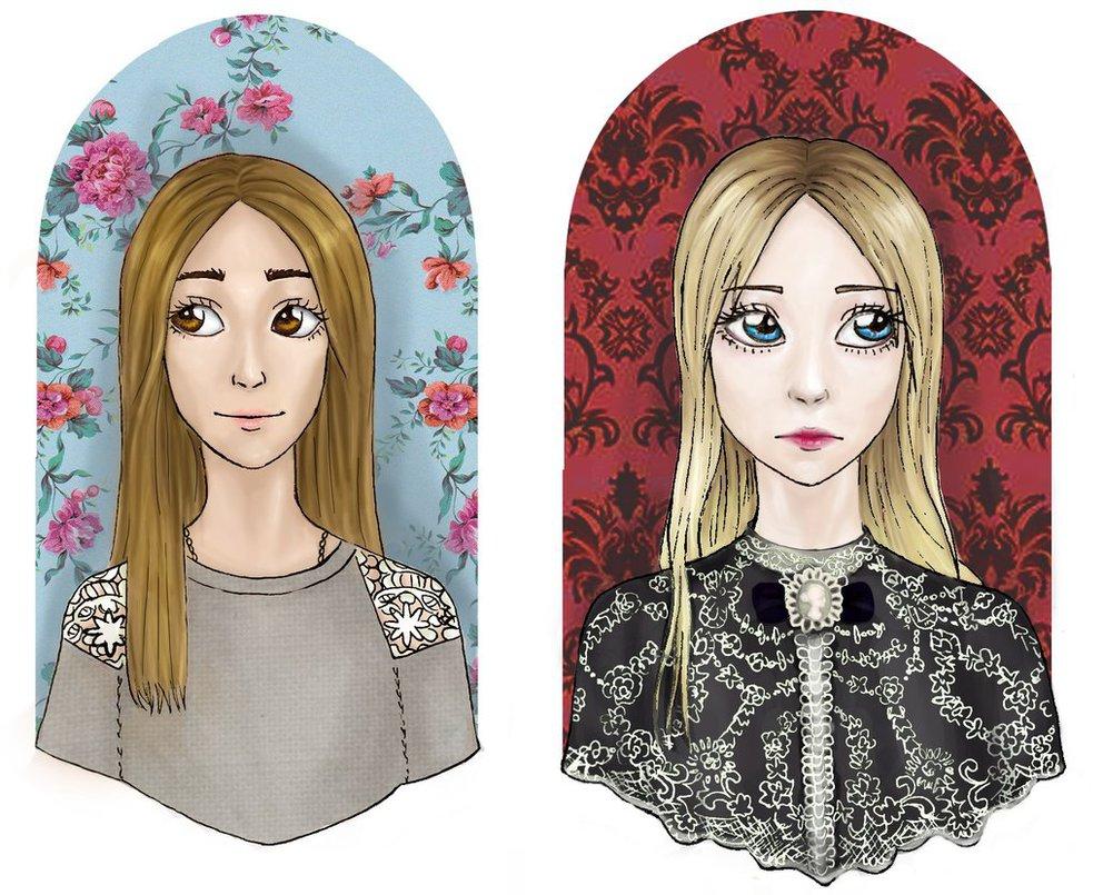 Friendly bookmarks~ by LadyYurei