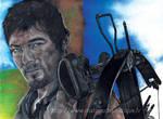 Portrait de Daryl (The Walking Dead)