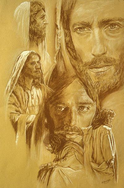 Jesus by dancingeyes