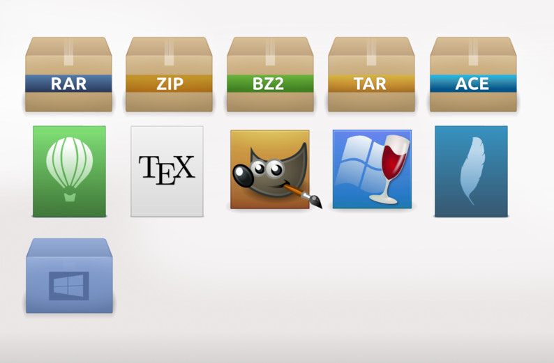 elementary OS ideas - icons by vbrockinroll
