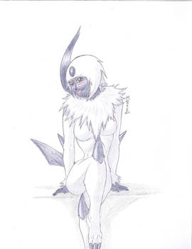 Grimm - Absol personified