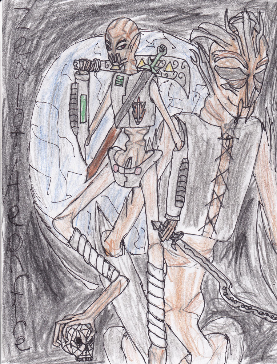 Intergalactic Zealot by Masterweaver