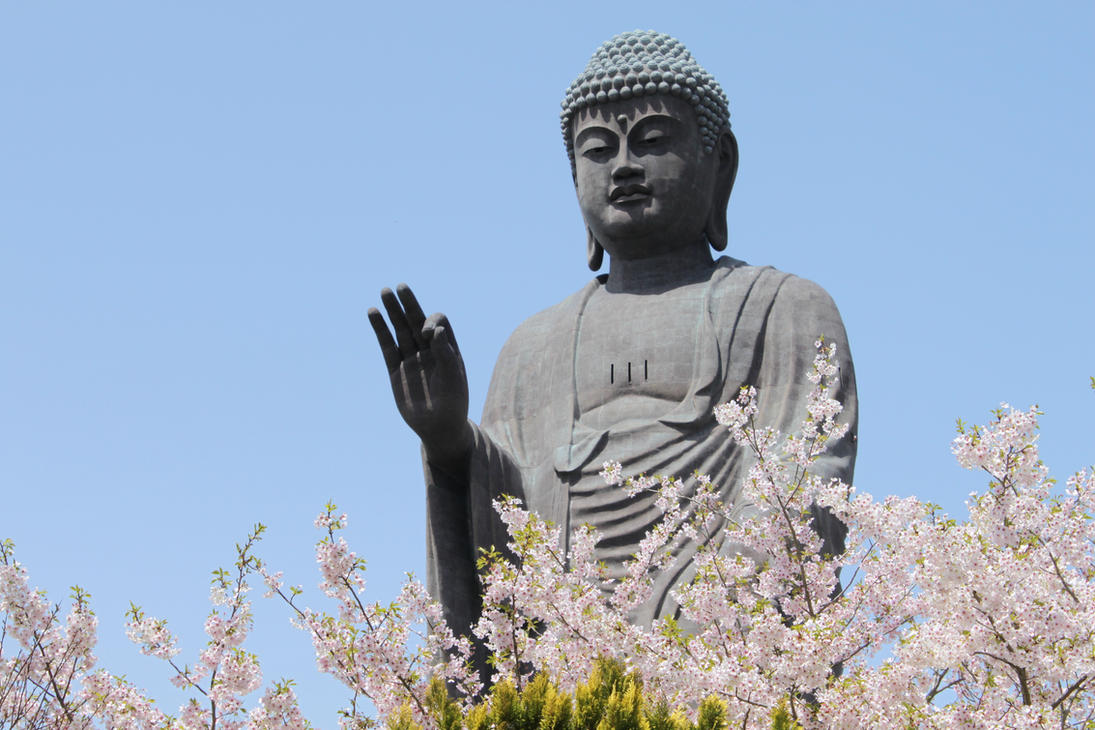 Ushiku Daibutsu 11 by innactpro on DeviantArt