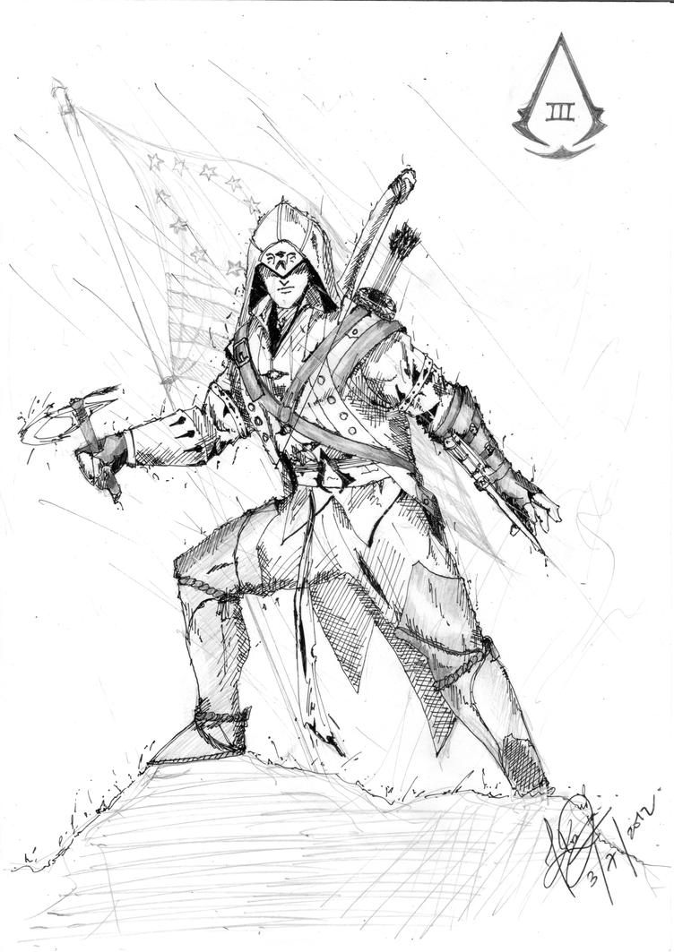 assassins creed by alextailq on deviantart