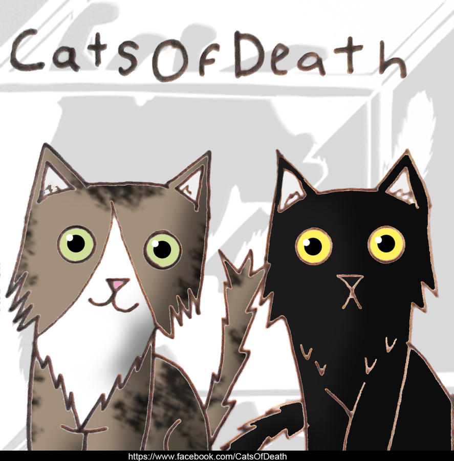 Cats of Death by Catsofdeath