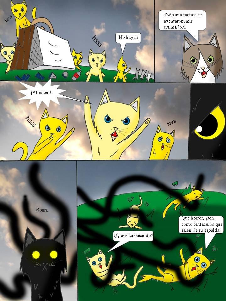 GATOS DEL POST APOCALIPSIS 007 by Catsofdeath