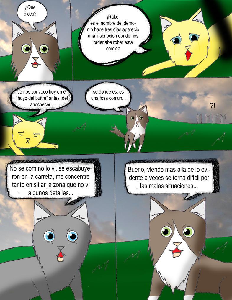 GATOS DEL POST APOCALIPSIS 009 by Catsofdeath