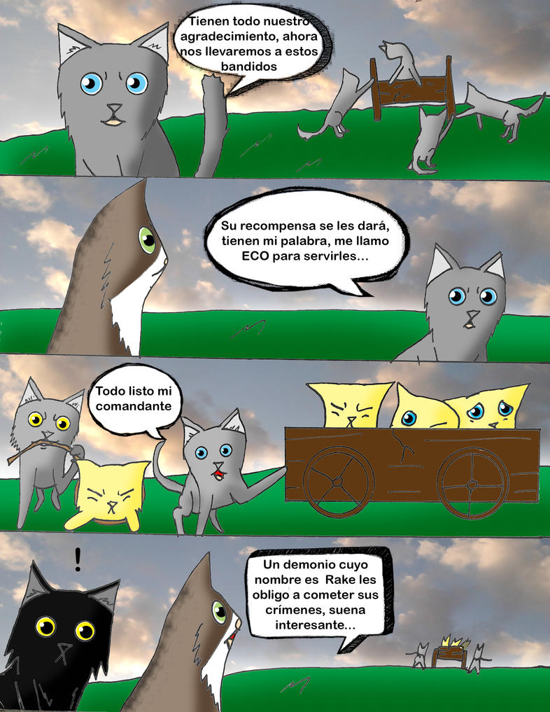 GATOS DEL POST APOCALIPSIS 010 by Catsofdeath