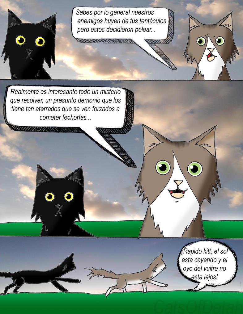 GATOS DEL POST APOCALIPSIS 011 by Catsofdeath