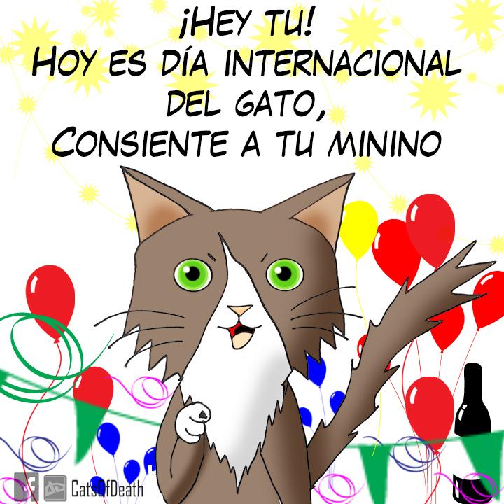 Dia Del Gato by Catsofdeath