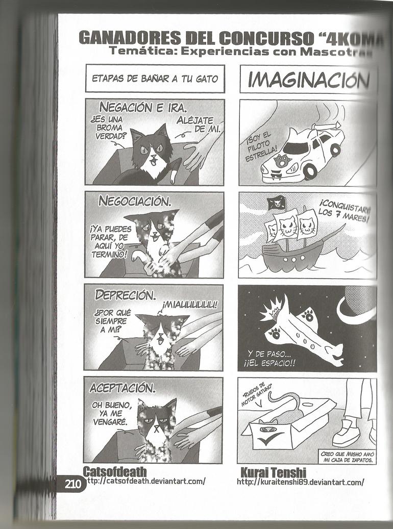 Experiencias con mascotas by Catsofdeath
