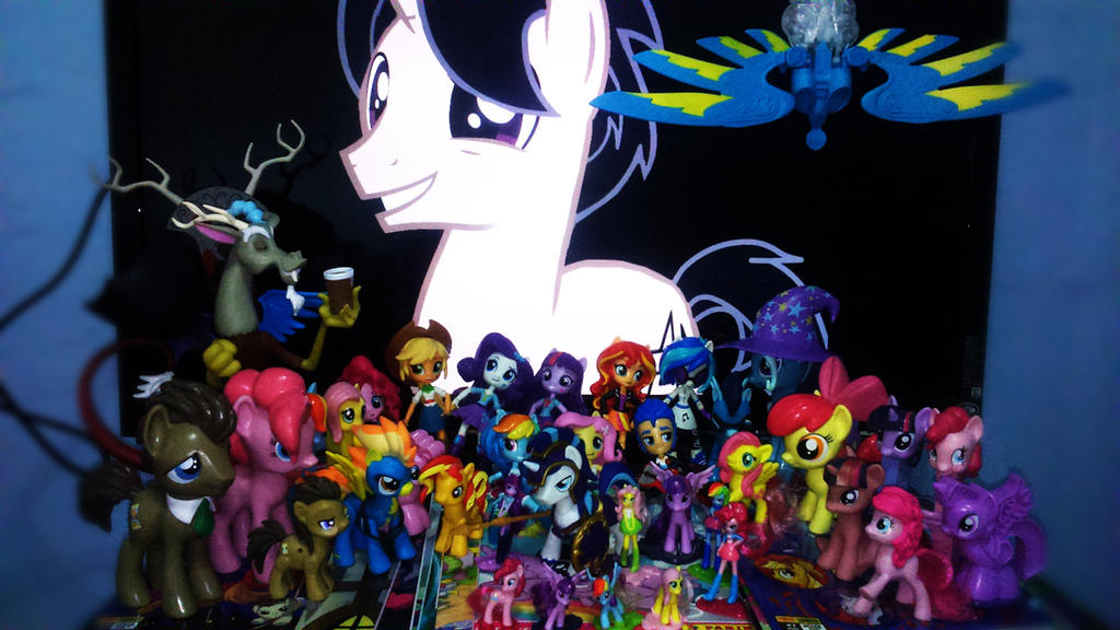 Coleccion Pony by Catsofdeath