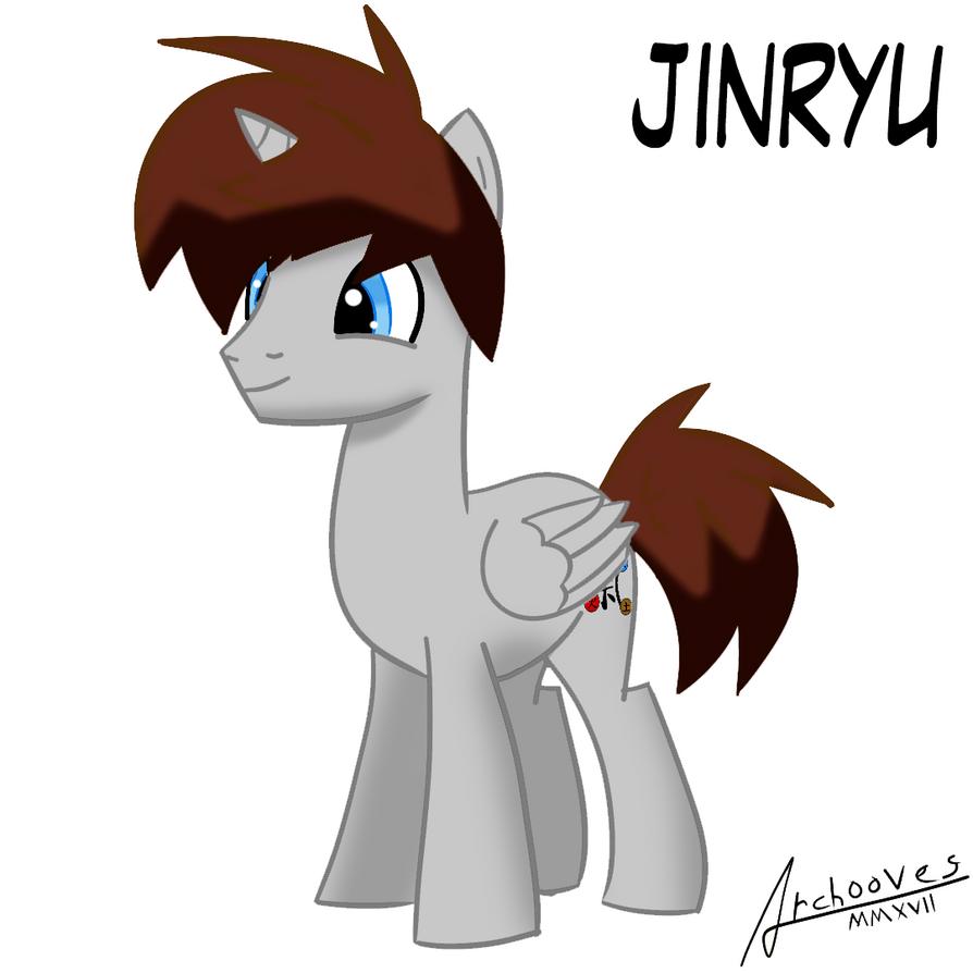 Jinryu oc by Catsofdeath