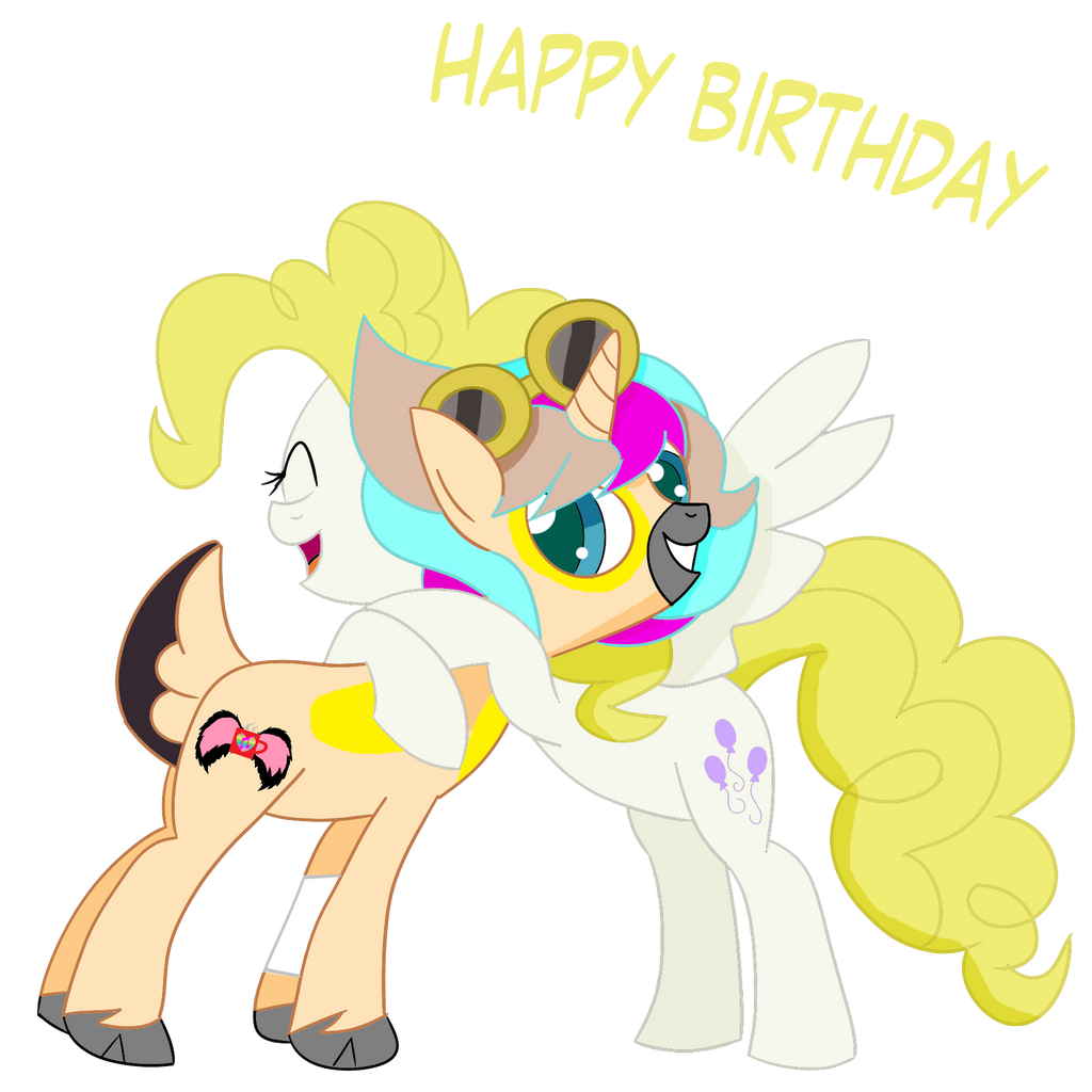 Happy Birthday Anita by Catsofdeath