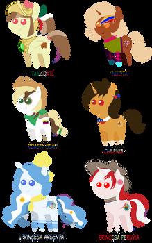 Nation Ponies