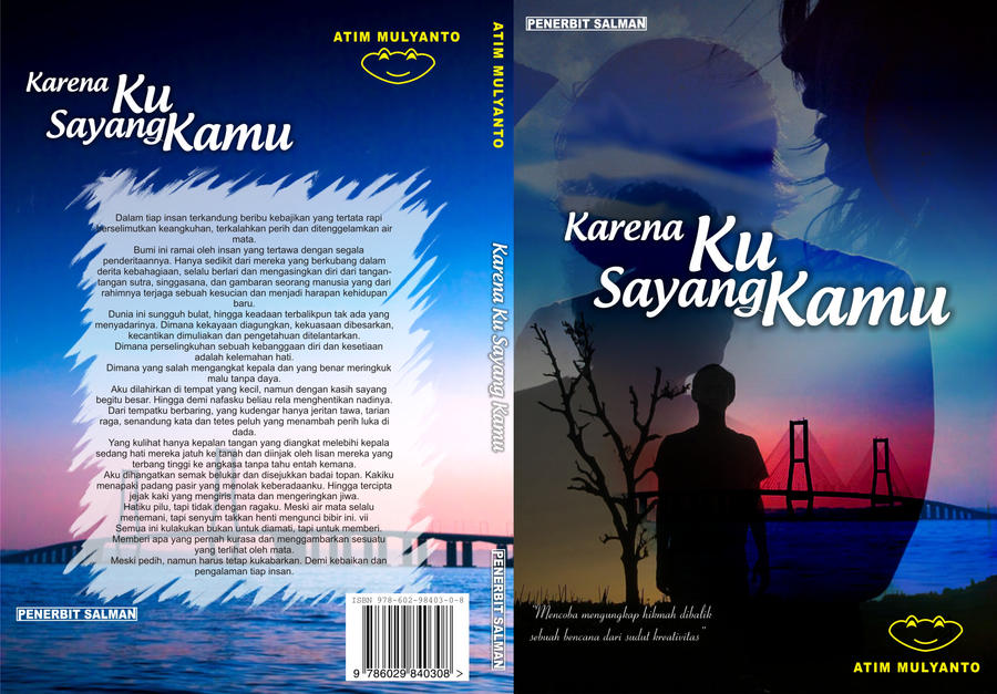cover novel kksk by viedart