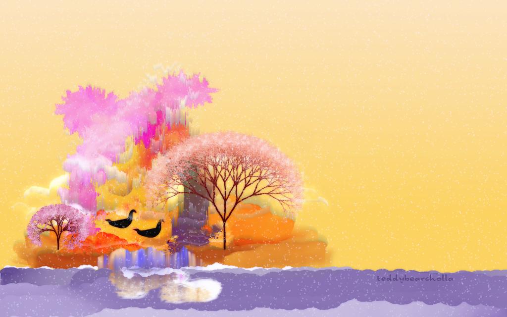 Daydreams by teddybearcholla