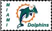 Miami Dolphins by teddybearcholla