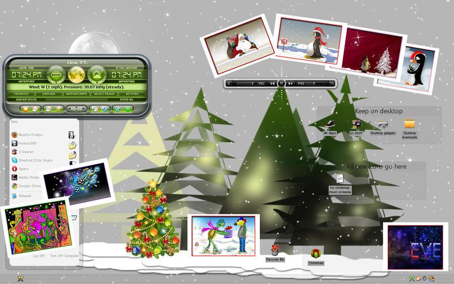 Christmas 2010 by teddybearcholla