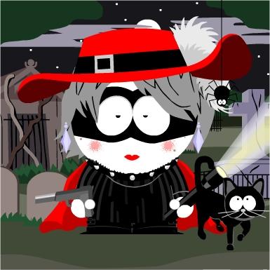 Boo by teddybearcholla