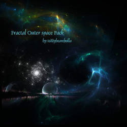 Fractal Outer Space pack