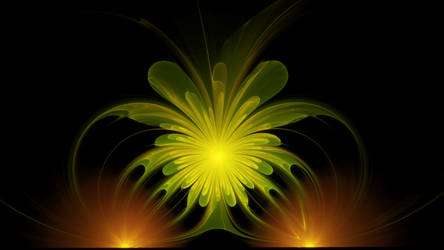 Greenflower  splash