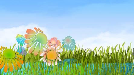 Flower Power Contest