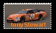 Tony Stewart no.20 by teddybearcholla