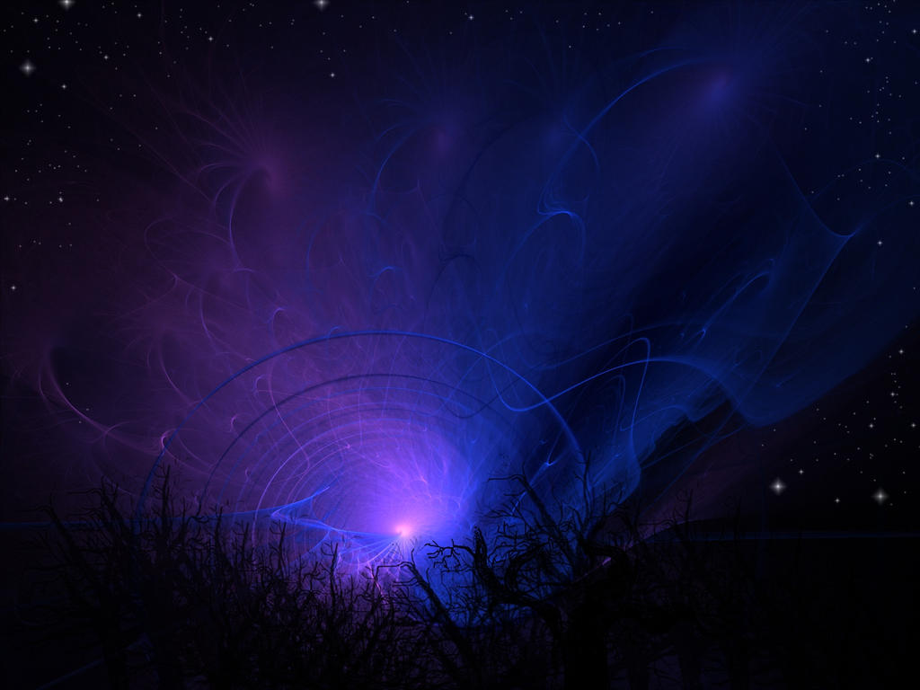 Aurora Borealis by teddybearcholla