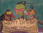 Happy Birthday, Richard Horvitz!