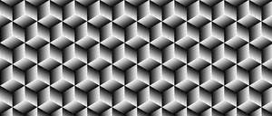 SVG cube pattern