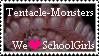 tentacle stamp by InspectorZenigata