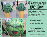 Cactus of Doom