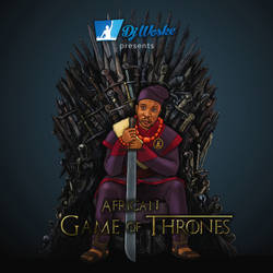 African Game Of Thrones by DJWoske