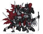 Foot Ninja Wallpaper