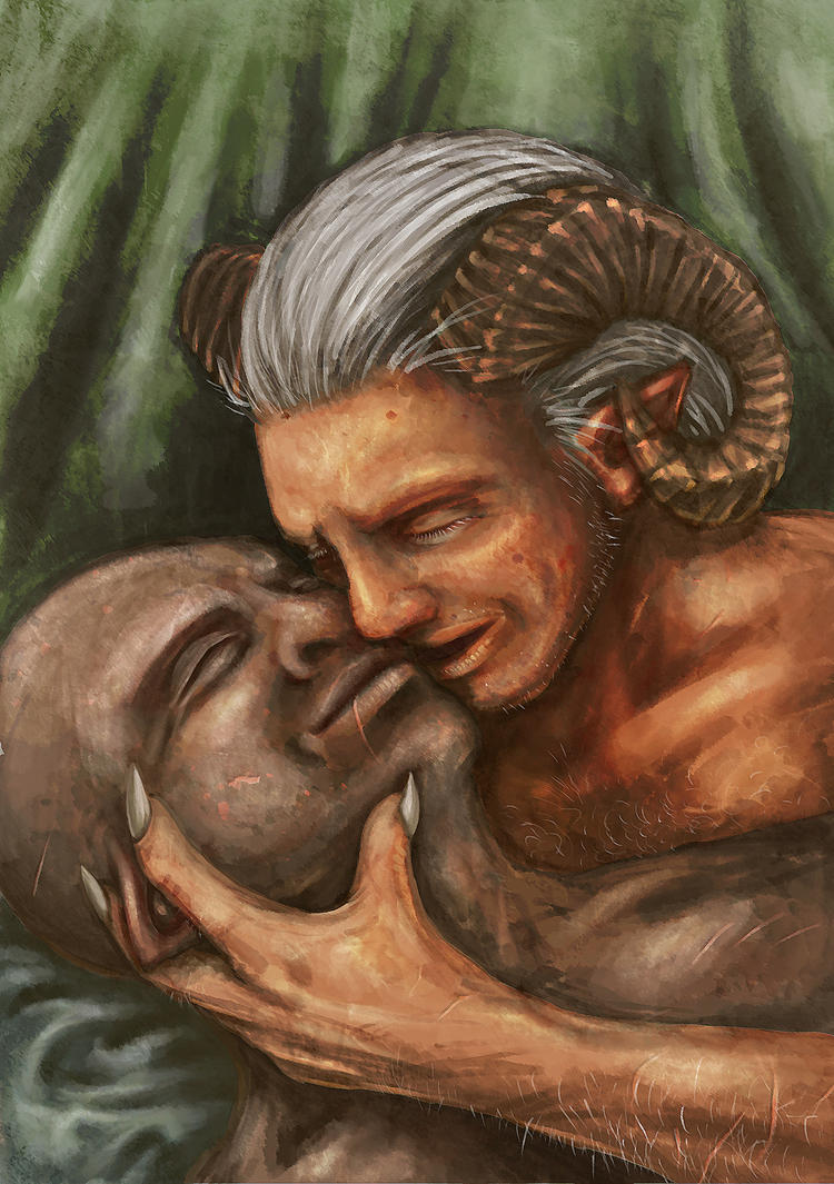 http://pre06.deviantart.net/7132/th/pre/i/2015/221/7/8/kissing_tieflings_coloured_by_wolkenleopard-d94bv8p.jpg