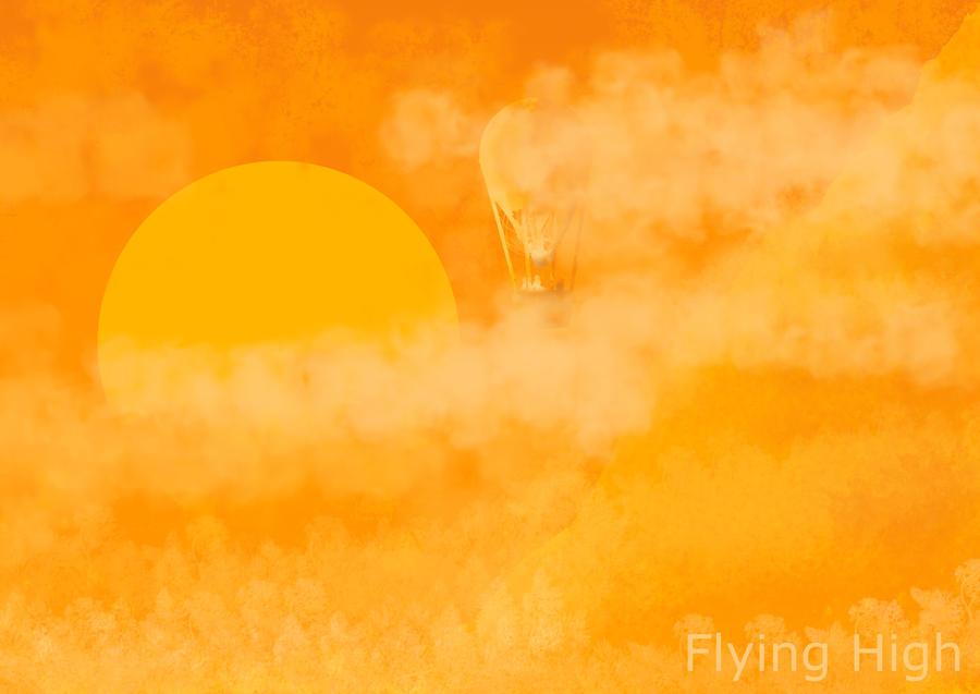 Flying high by AlexiaDeath