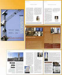 Revista Chams Business n.1 by wilsonroberto