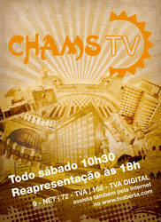 Chams TV by wilsonroberto