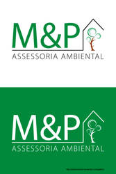 Logo - MP Assessoria Ambiental by wilsonroberto