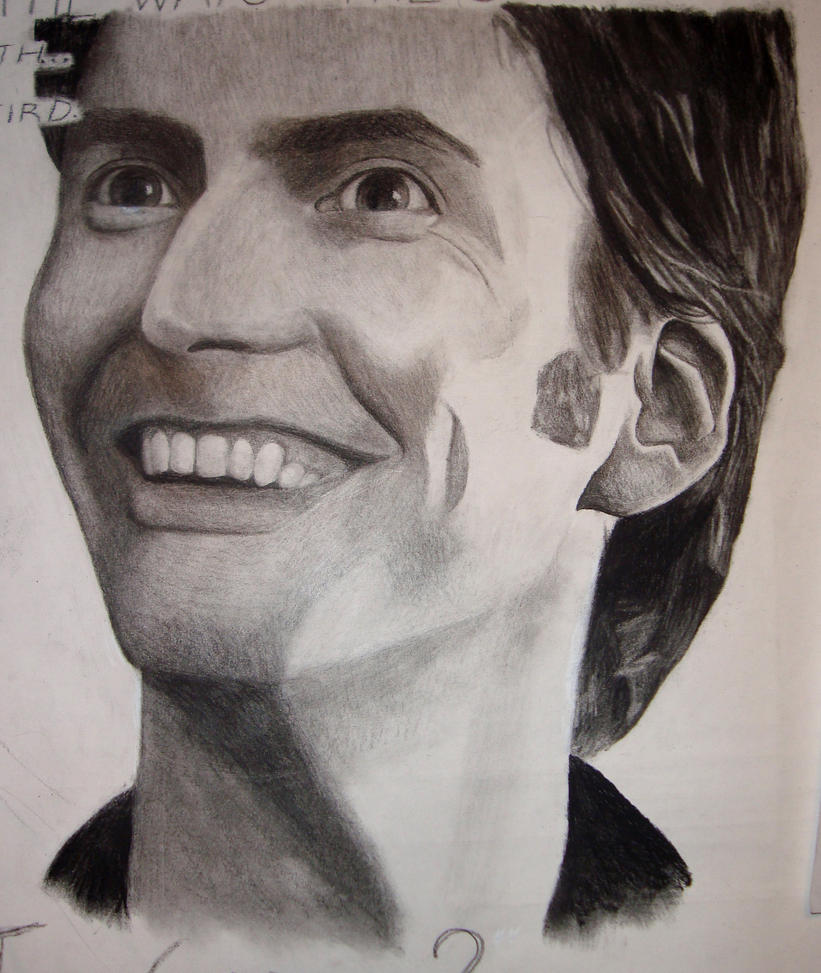 David Tennant - The Parting of the Ways by padfoot2012