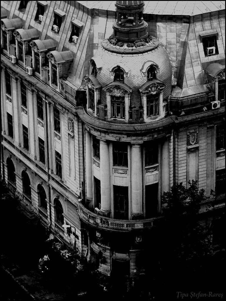 University of Bucharest by werekiller