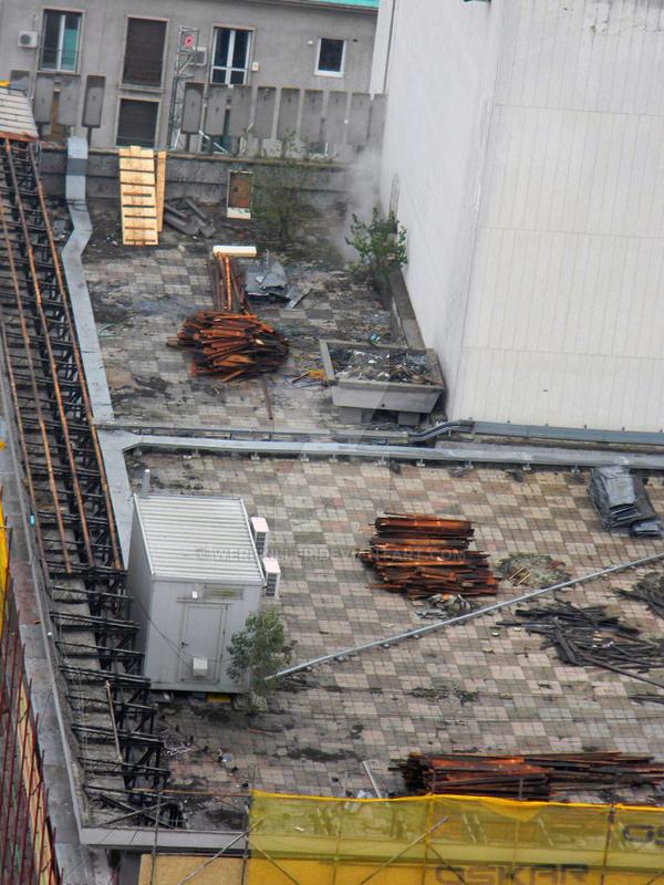 roofs by werekiller