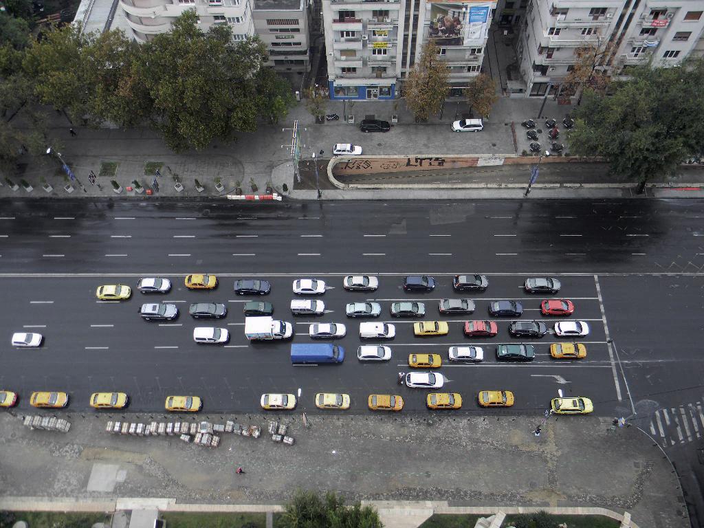 traffic by werekiller