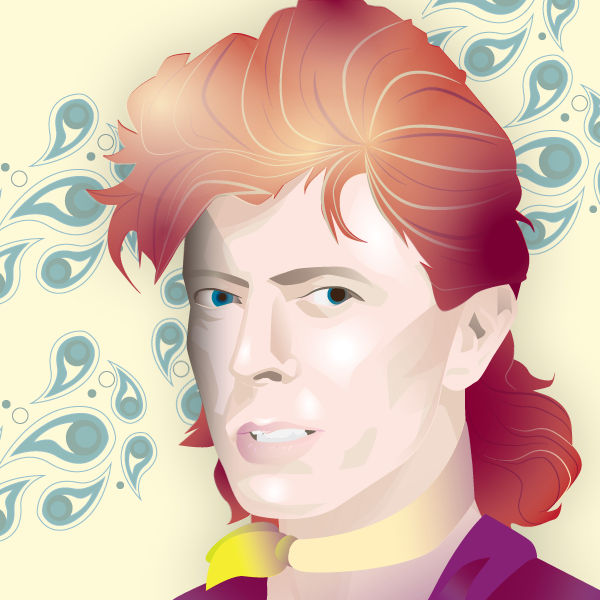 Bowie by BackfiredAngel