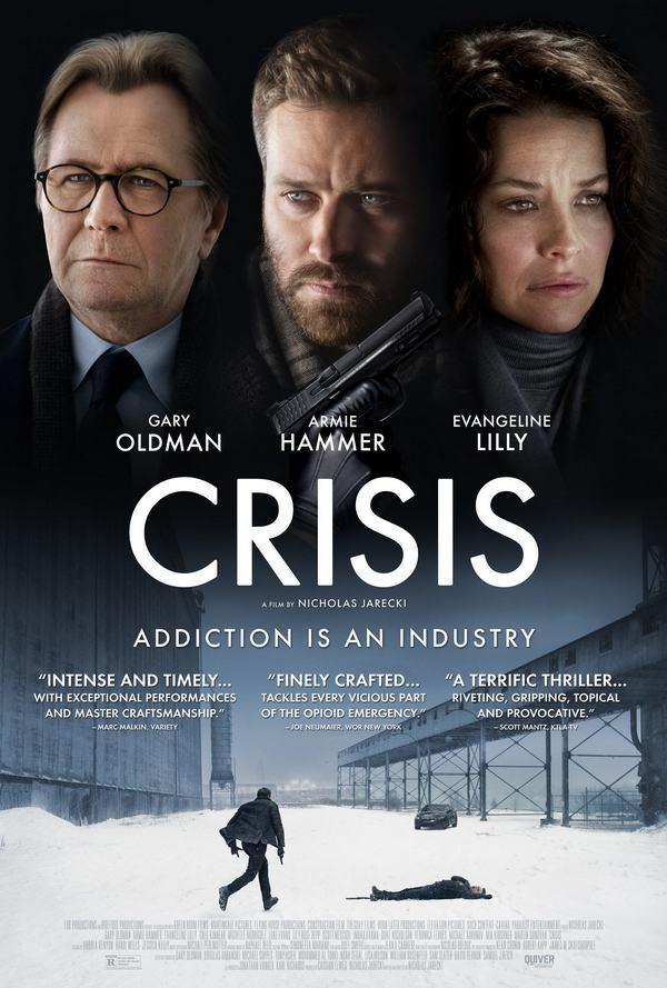 Watch Crisis free full English movie