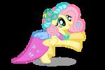 Fluttershy Wedding Vector