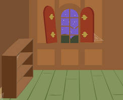 Fluttershy's Abandon Cottage 2 by adamlhumphreys