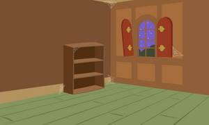 Fluttershy's Abandon Cottage 1