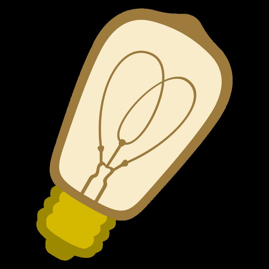 CM Edison Light Bulb by adamlhumphreys